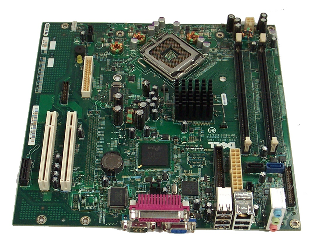 DELL Motherboard For Optiplex GX520