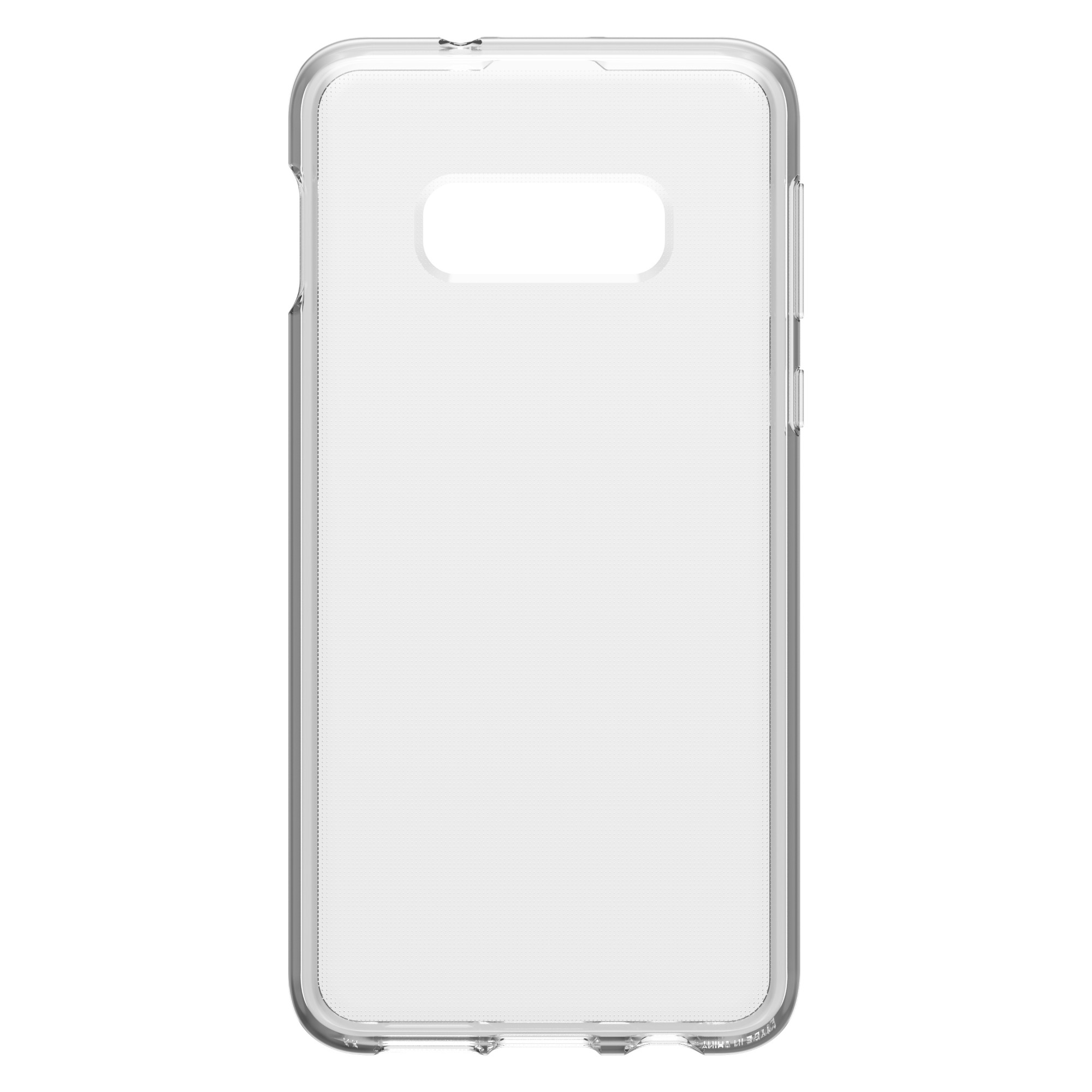 OtterBox Clearly Protected Skin + Alpha Glass Series for Samsung Galaxy S10e, transparent