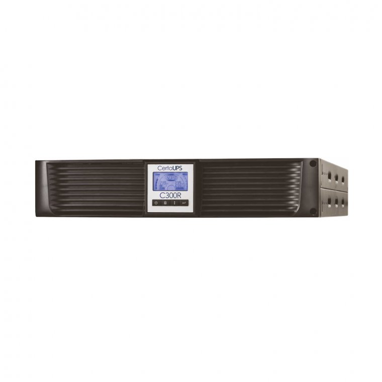 CertaUPS C300R-020-C line interactive  rackmount  2000VA (Charger)
