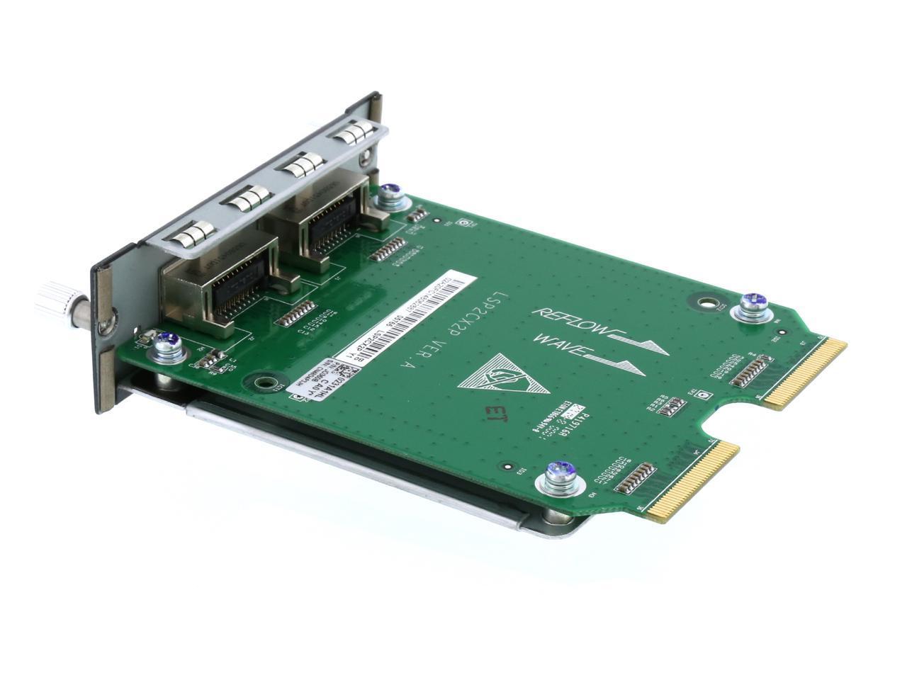 Hewlett Packard Enterprise 5500 2-port 10GbE Local Connect Module