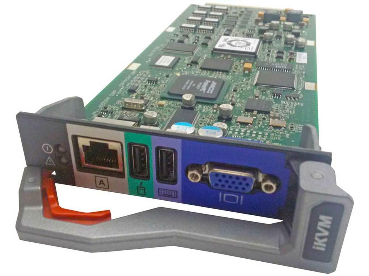 DELL M1000e iKVM Switch Enclosure Module