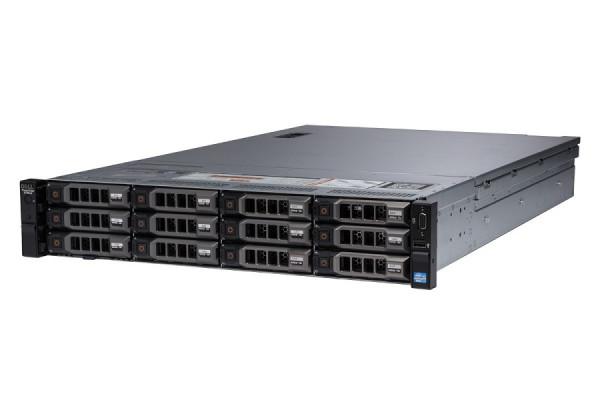 DELL PowerVault MD1200 2x SAS Controllers 2x PSU 12LFF Storage Array
